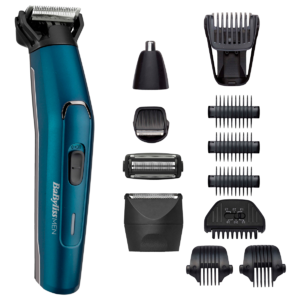 Aparat de tuns și ras Japanese Steel 12in1 Multi Trimmer,  MT890E BaByliss
