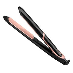 Placă de păr Super Smooth 235° Negru/ Gold Rose ST391E,  BaByliss